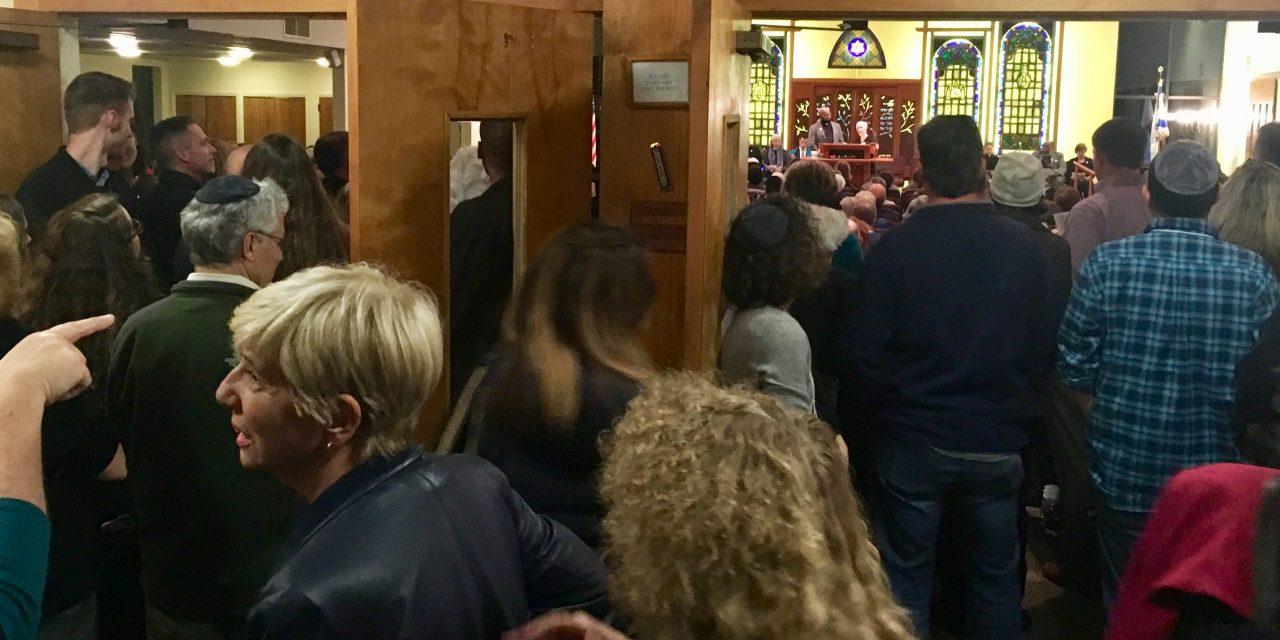 Chapel Hill Interfaith Vigil Remembers Victims of Synagogue Shooting