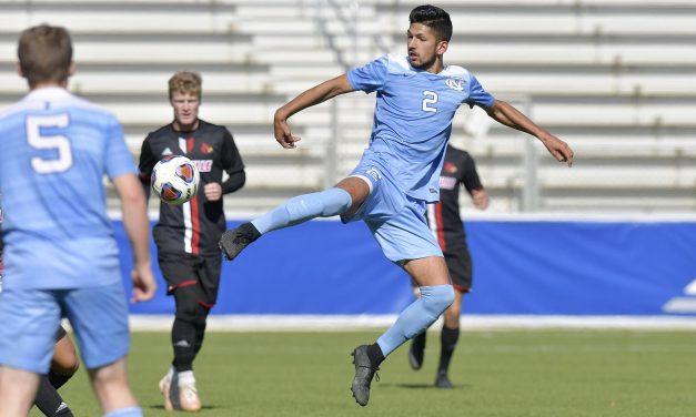 Men's Soccer: UNC Stars Alex Comsia, Mauricio Pineda Recognized as All-Americans