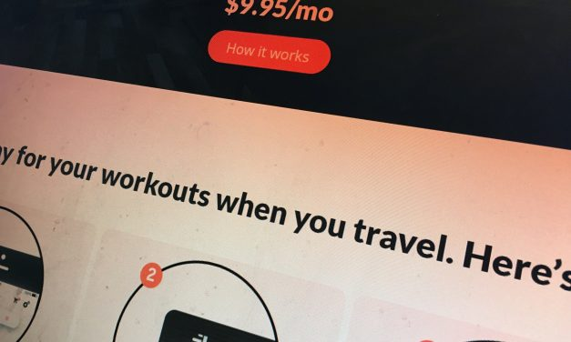 Local Fitness Start-Up Might Step into the Big Leagues