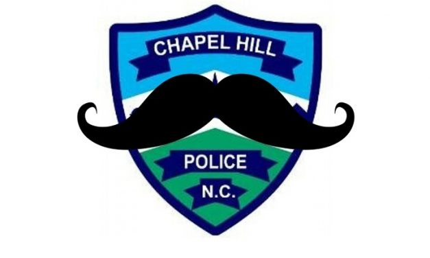 Chapel Hill Police Participating in No-Shave November for Cancer Awareness