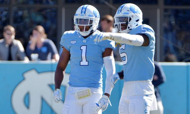 Five Tar Heels Sign NFL Contracts as Undrafted Free Agents