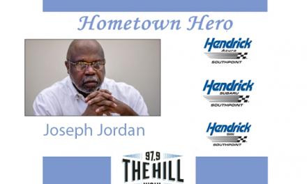 Hometown Hero: Joseph Jordan