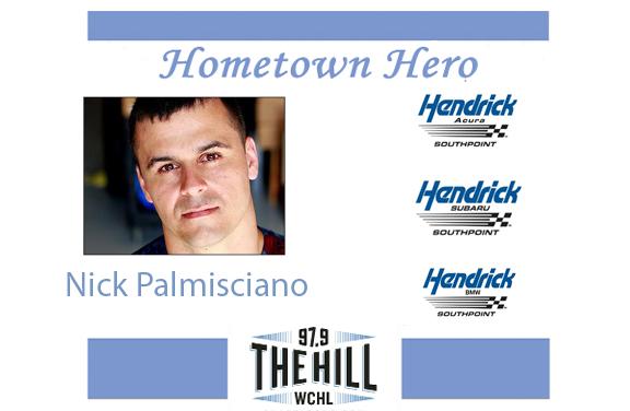 Hometown Hero: Nick Palmisciano