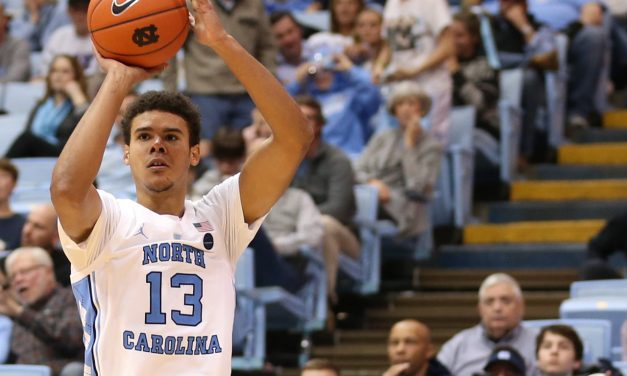 PHOTO GALLERY: UNC vs. St. Francis