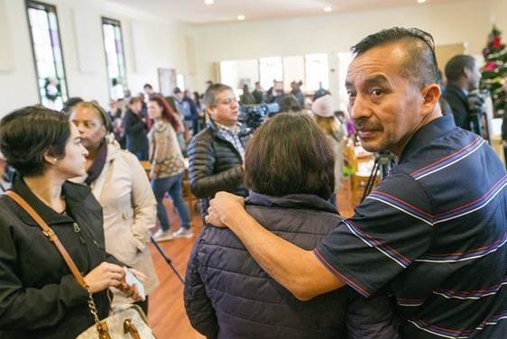 Immigrant Deported After Seeking Refuge in N Carolina Church