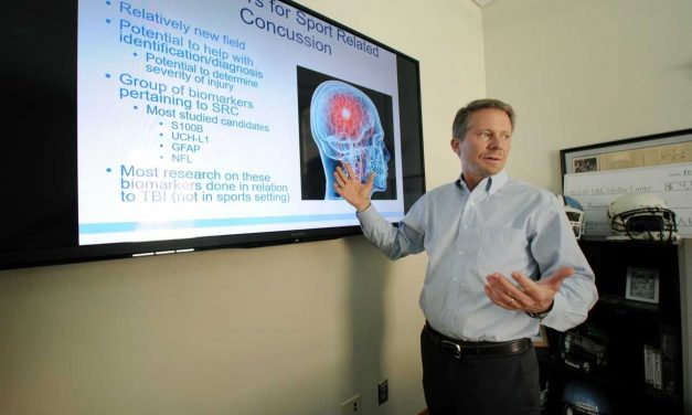 NFL Funding New UNC Study Looking at CTE