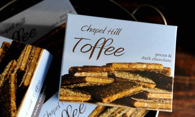 Made in NC: Chapel Hill Toffee