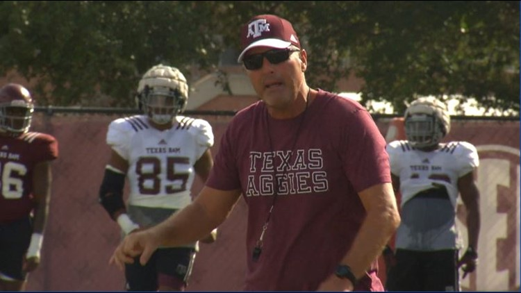 Mack Brown Adds Texas A M Tight Ends Coach Tim Brewster To Unc Football Staff Chapelboro Com