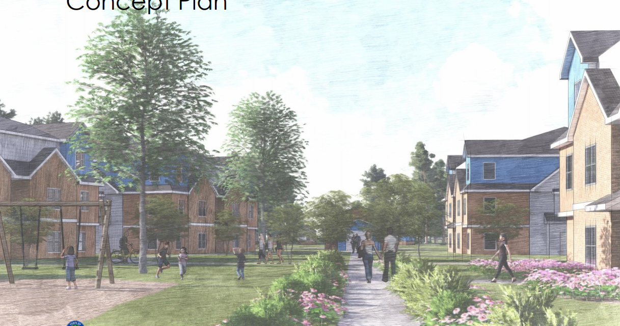 Chapel Hill Begins Process for Affordable Housing Development on Homestead Road