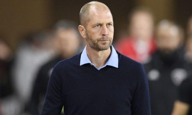 Former UNC All-American Gregg Berhalter Named New Head Coach of U.S. Men's Soccer National Team