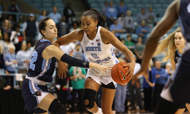 Maine Upsets UNC Women's Basketball in Chapel Hill