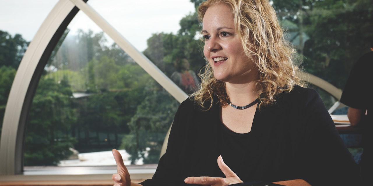 Focus Carolina: Rebecca Macy