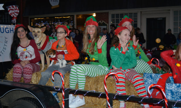 Light Up The Night Hillsborough Holiday Parade