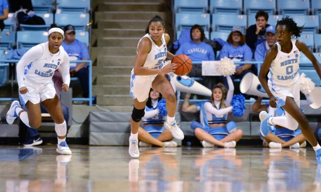 Stephanie Watts Scores 35 Points to Lead UNC Women's Basketball to Blowout Over UNCW