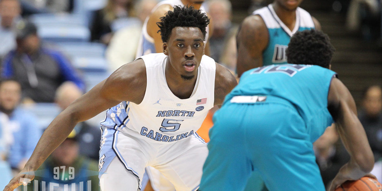 UNC Freshman Nassir Little Declares for 2019 NBA Draft