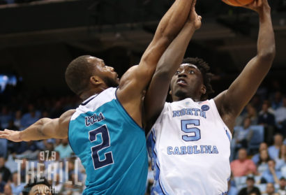Men's Basketball: Tar Heels Move Up in AP Top 25