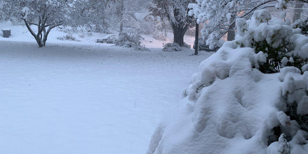 Winter Storm Diego Prompts Closures Across Orange County