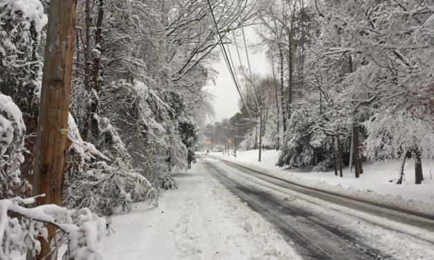 Winter Storm Causes Road Closures, Traffic Delays