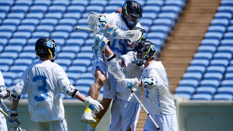 UNC Releases 2019 Men's Lacrosse Schedule - Chapelboro com