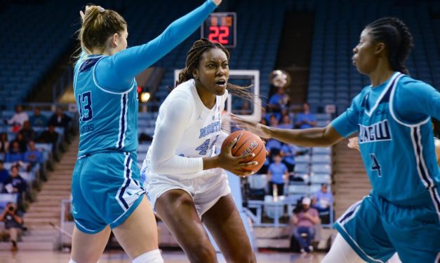 Women's Hoops: UNC Tops UNC-Greensboro, Hatchell Becomes All-Time ACC Wins Leader