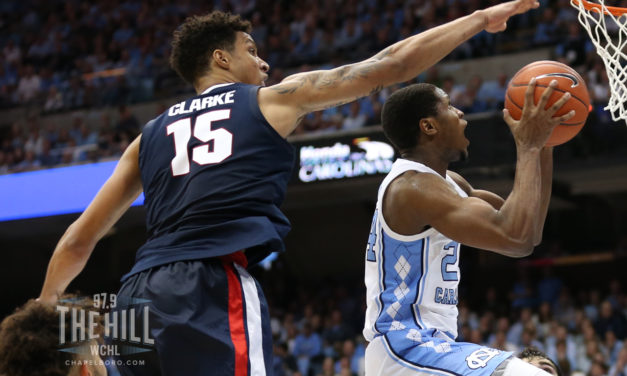 UNC Rises in Latest AP Men's Basketball Top 25