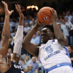 Hot Shooting Helps No. 12 UNC Make a Statement With a Victory Over No. 4 Gonzaga