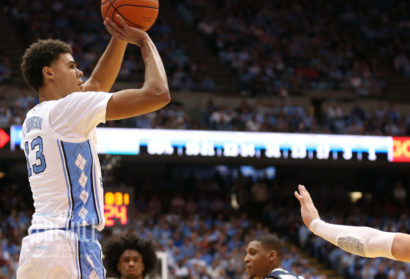 Cameron Johnson Named ACC Men's Basketball Player of the Week