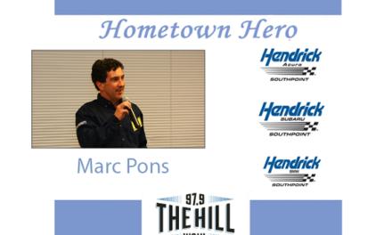 Hometown Hero: Marc Pons