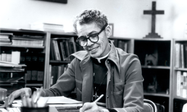 HRC Perspectives: Pauli Murray