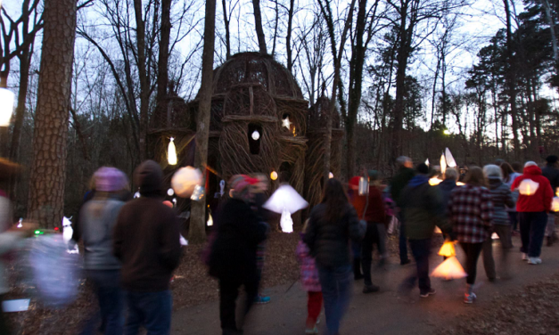 Hillsborough Solstice Winter Walk Postponed to Sunday