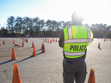 Doing Great Things Through Law Enforcement Training at Durham Tech