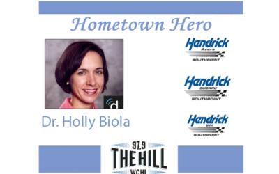 Hometown Hero: Dr. Holly Biola