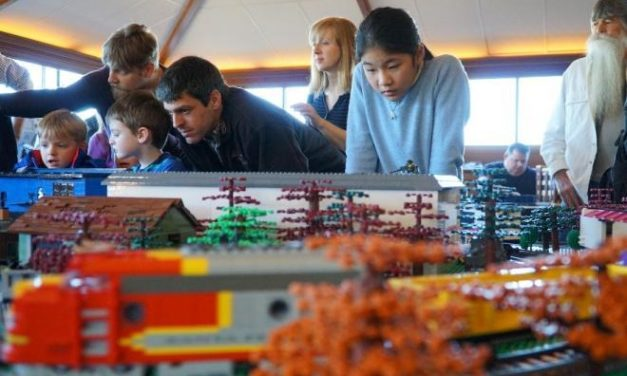 LEGO-Palooza Returns to Morehead Planetarium