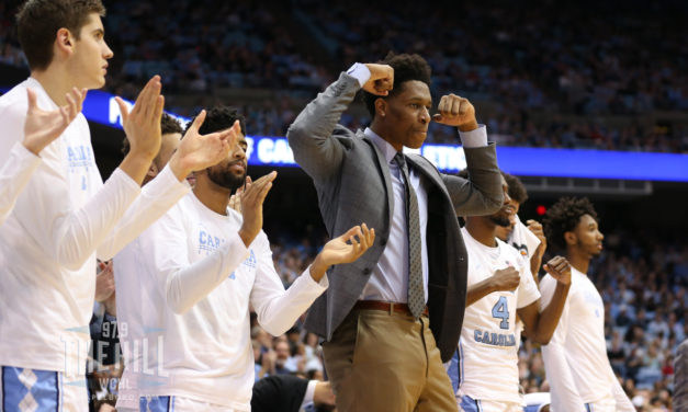 Listen to the Top Calls from UNC's Win over Notre Dame