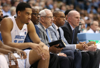 Roy Williams on Carol Folt's Resignation: 'She's Just Done an Admirable Job'