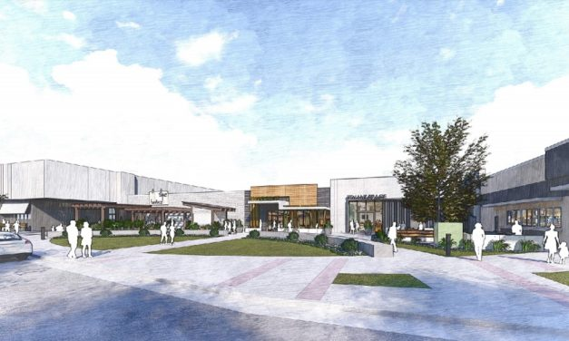 New University Place Owners Plan Multi-Phase Revitalization