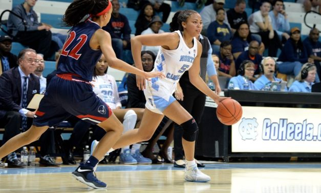 Stephanie Watts Selected in Top 10 of WNBA Draft