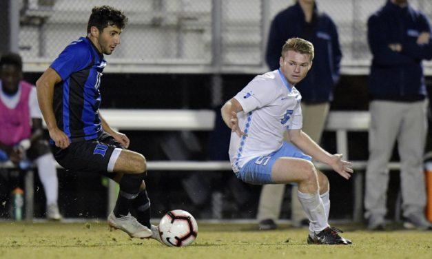 Men's Soccer: UNC Sophomore John Nelson to Enter MLS SuperDraft