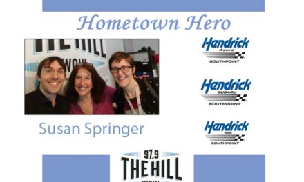 Hometown Hero: Susan Springer