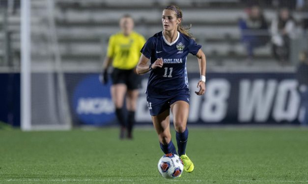 Women's Soccer: UNC Sophomore Emily Fox Added to U.S. National Team Roster