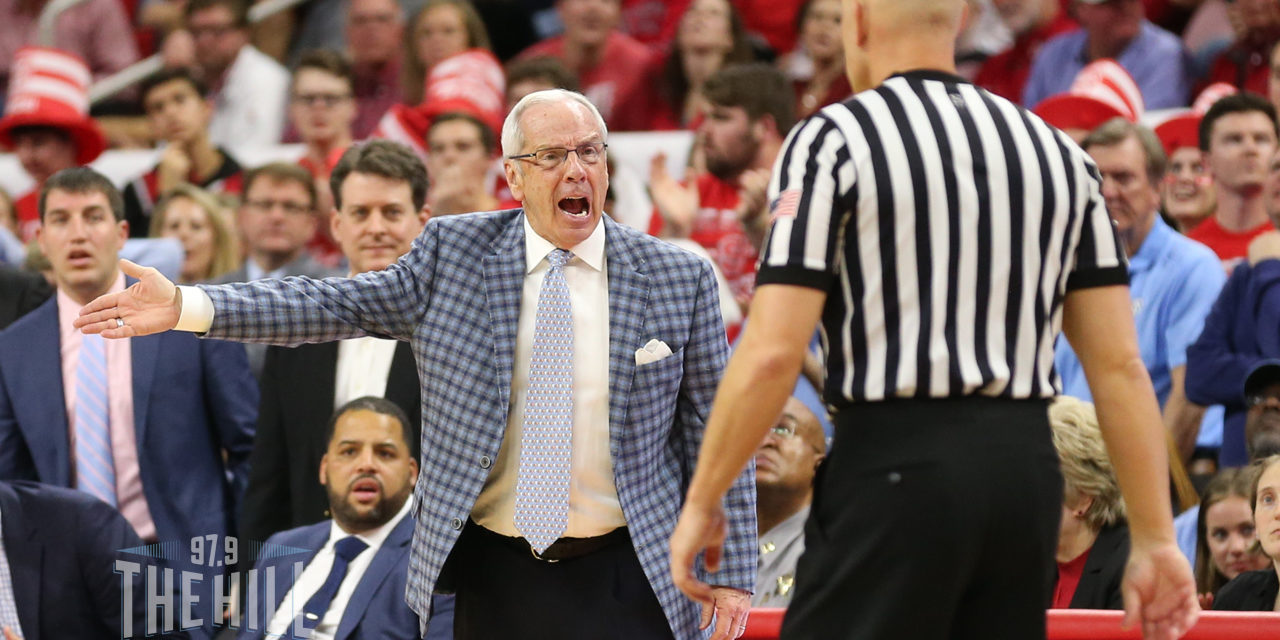 Carolina, Roy Williams Have Dominated NC State In Raleigh