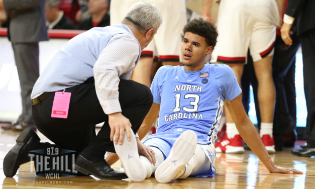 Roy Williams Reveals How UNC Treated Cam Johnson's Cramps