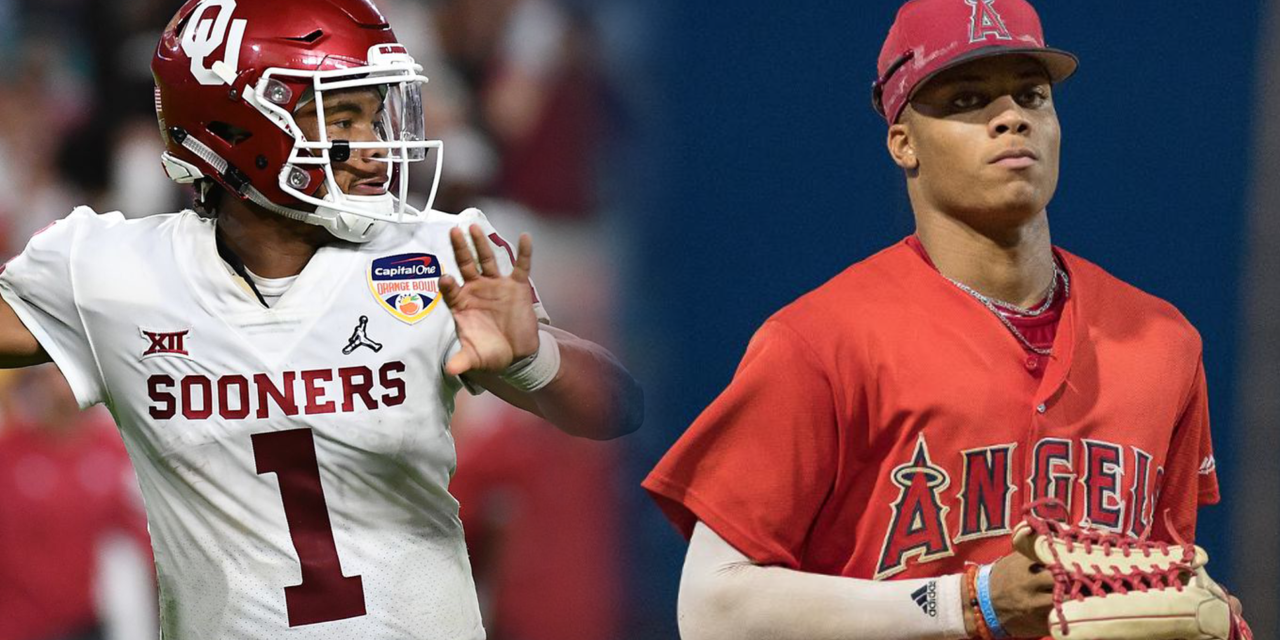 Kyler Murray Bucks Trend, Chooses Football Over Baseball