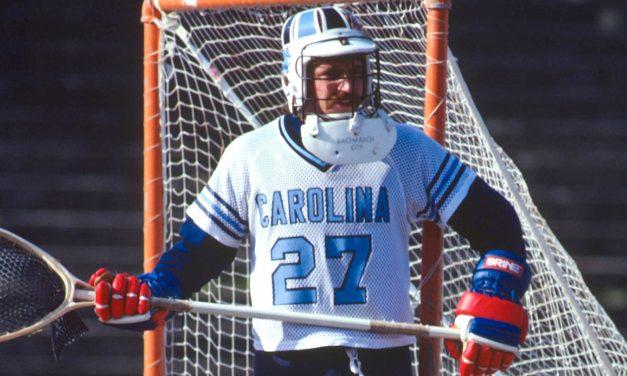 Men's Lacrosse: Former UNC Star Tom Sears Named a Tewaaraton Foundation Legend