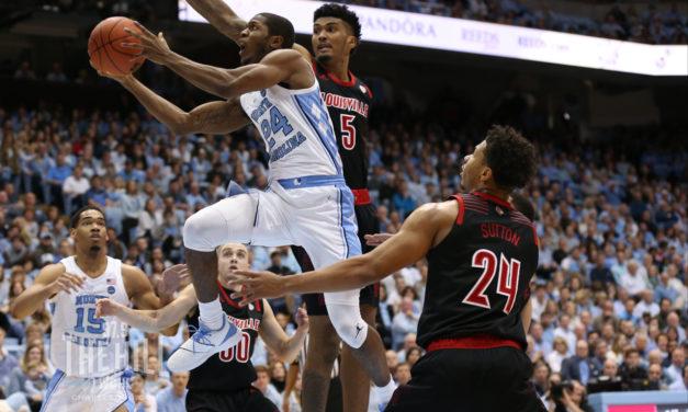 Tar Heels Slip in AP Men's Basketball Poll