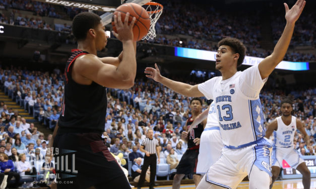 Listen to the Top Calls from UNC's Loss to Louisville
