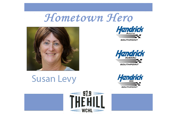 Hometown Hero: Susan Levy
