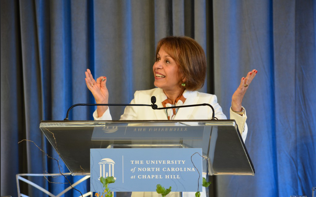 Q&A with UNC Chancellor Carol Folt