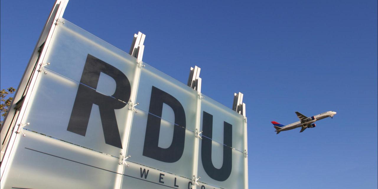 Passenger Traveling to RDU Tests Negative for Coronavirus