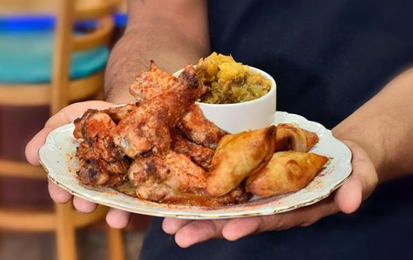 Zweli's Piri Piri Kitchen Brings Zimbabwean Food to Durham